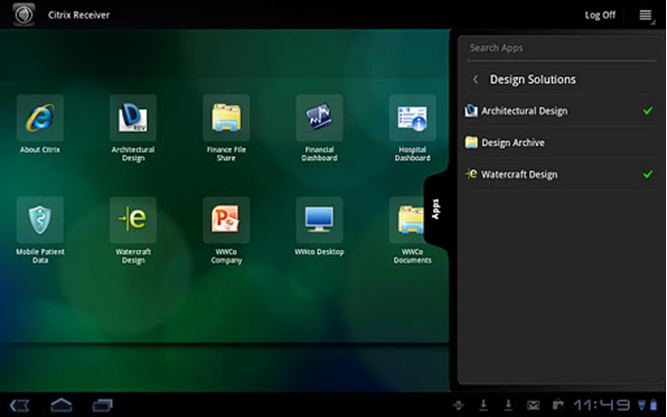 Citrix XenApp 구조