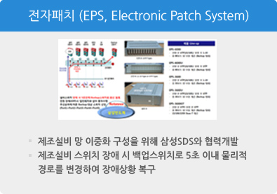 전자패치 (EPS, Electronic Patch System)