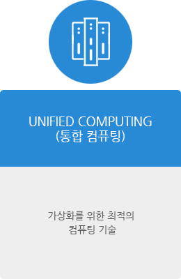 UNIFIED COMPUTING(통합 컴퓨팅)